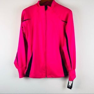 New Mizuno Drylite zip up jacket Volleyball